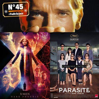 image #45 X-MEN : DARK PHOENIX & PARASITE : Viens chez moi... j'habite chez une mutante !