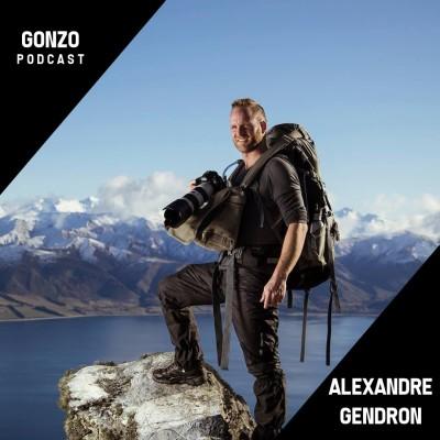 #023.1 - Alexandre Gendron - S'ennuyer, partir à l'aventure et découvrir sa vocation: le surprenant parcours d'Alexandre cover