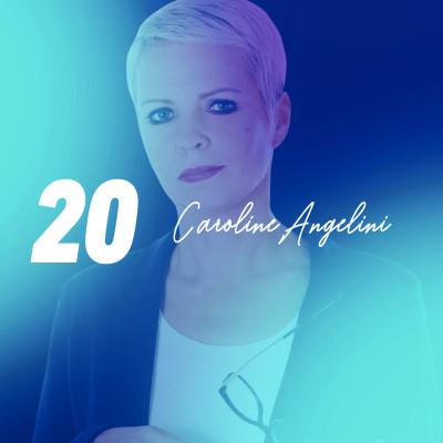 20 — Caroline Angelini, l'agent (secret) au service des sportif.v.es cover