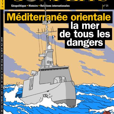 Méditerranée orientale : la mer de tous les dangers cover