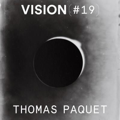 VISION #19 - THOMAS PAQUET cover