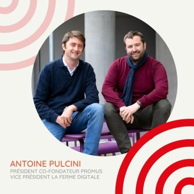 EP#35 Antoine Pulcini - Promus : le turfu de la bouffe cover