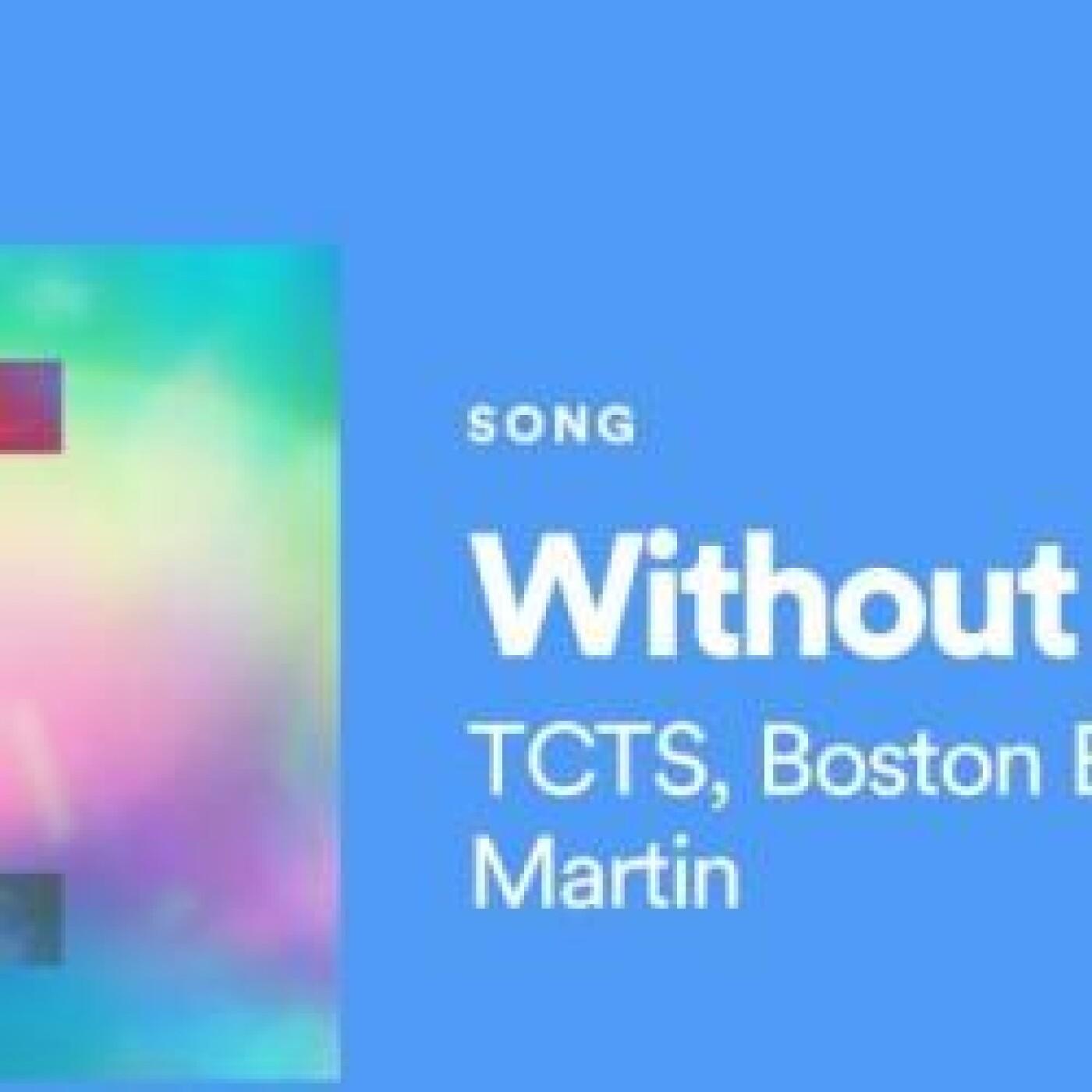 Music News de La Matinale FG : Boston et TCTS sortent 'Without You'