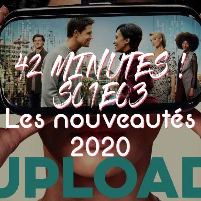 S01E03 - Les nouveautés séries 2020 cover