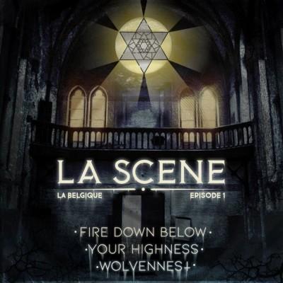 """""""La Scène"""" - Granny Smith pour #LPC - Ep. 11: La Belgique cover"""