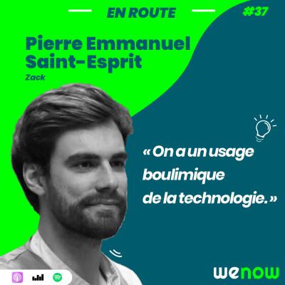 « On ne fera pas bouger cette transition si on ne crée pas un horizon positif » avec Pierre-Emmanuel Saint-Esprit cover