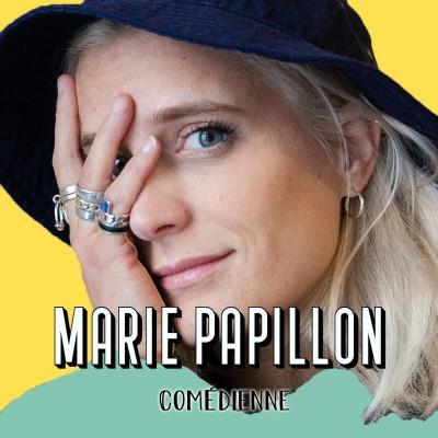 Marie Papillon, Comédienne - Prenez votre tapis volant cover