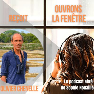 Olivier Chenelle, paludier au service de la nature cover
