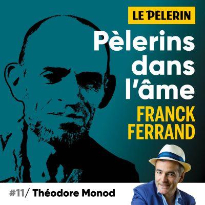 Théodore Monod, le pèlerin des sables cover