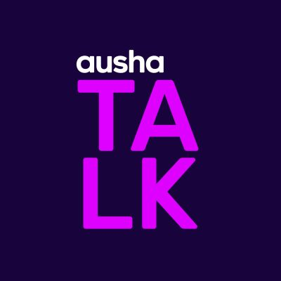 Ausha Talk cover