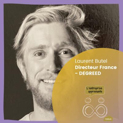 """#02 Laurent Butel : """"Connecter les compétences aux opportunités business"""" cover"""