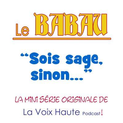 Adrien-le-Rouge - Le Babau cover