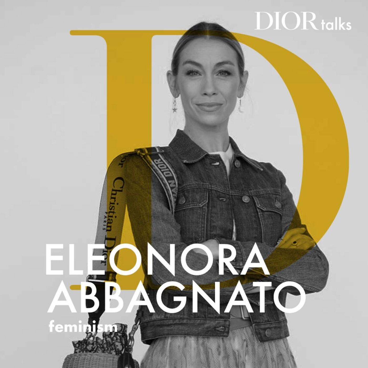 [Feminism] Eleonora Abbagnato, star of international ballet & regular collaborator with Dior, discusses feminism & childhood dreams of dance