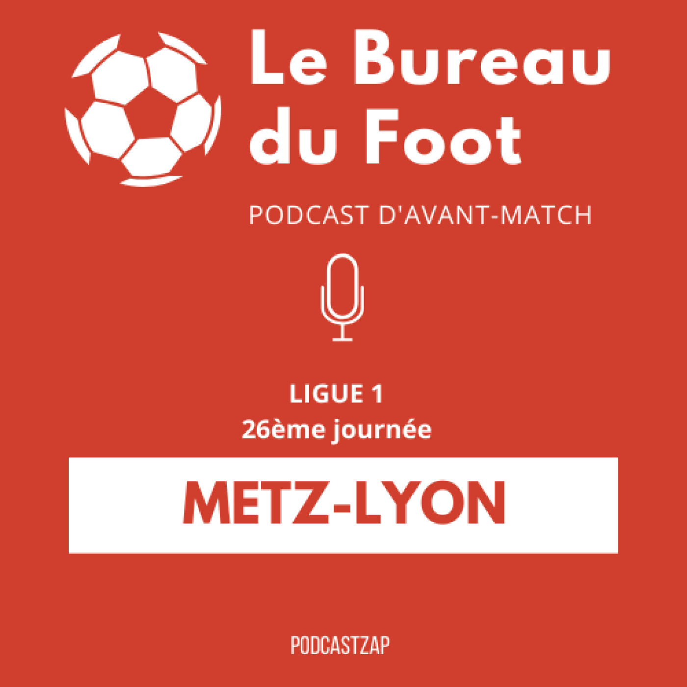 S1E07 - Ligue 1 - Journée 26 - Metz - Lyon