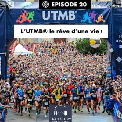 L'UTMB® le rêve d'une vie ! cover