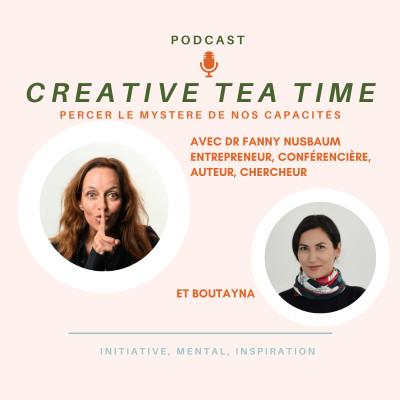 #40 avec Dr Fanny Nusbaum: Interroger l'intelligence et la performance cover