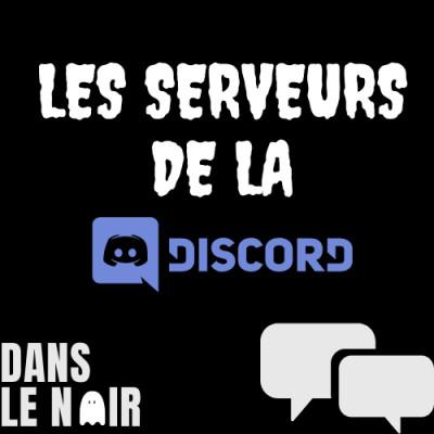 Spécial - Horreur : Les Serveurs de la Discord cover