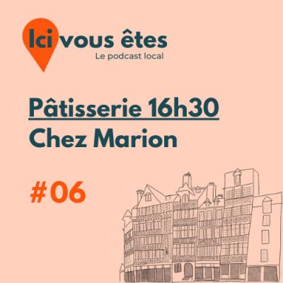 Pâtisserie 16h30, Chez Marion cover