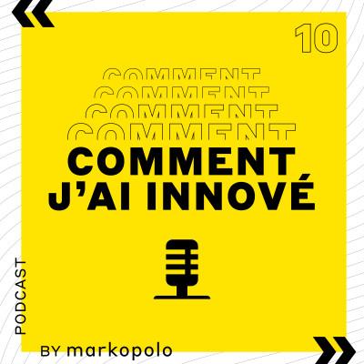 Comment j'ai innové #10 Frédéric Plais entrepreneur web depuis plus de 20 ans et fondateur de Platform.sh cover
