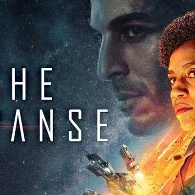 8art Review - The expanse saison 5 cover