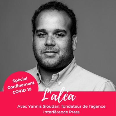 image COVID-19 — 3 questions à Yannis Sioudan, créateur de l'agence Interférence Press