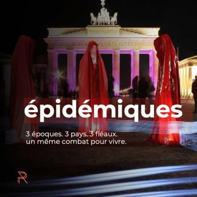 [FICTION] Épidémiques - Ep. #1 - Wolfgang cover