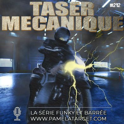 PTS02E12 Taser Mecanique cover