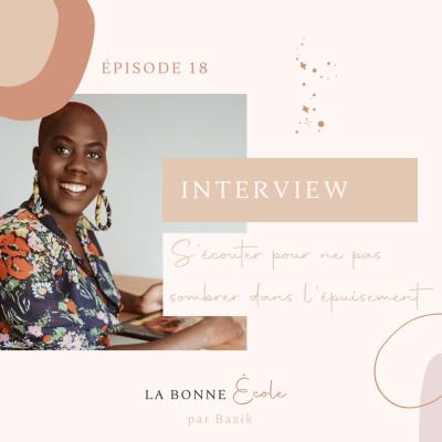 (18) INTERVIEW - ne pas sombrer dans l'épuisement cover