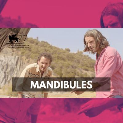 Mandibules (Venise 2020) cover