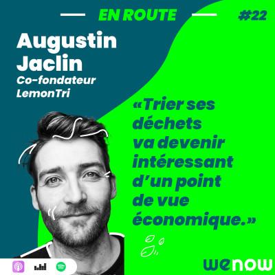 « Trier ses déchets va devenir intéressant d'un point de vue économique » avec Augustin Jaclin cover