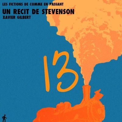Un récit de Stevenson- 13 cover