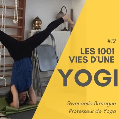 #12: Les mille et une vies d'une yogi cover