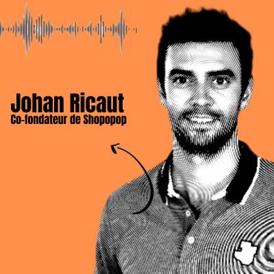 image Johan Ricaut - Co-fondateur de Shopopop