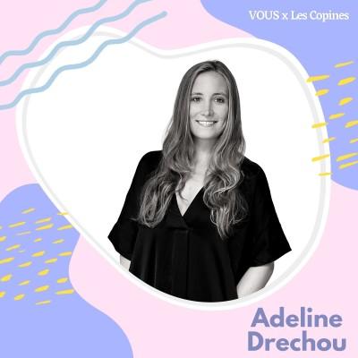 #16 LES COPINES - Adeline Drechou, manageur de la galerie Pace de Genève cover
