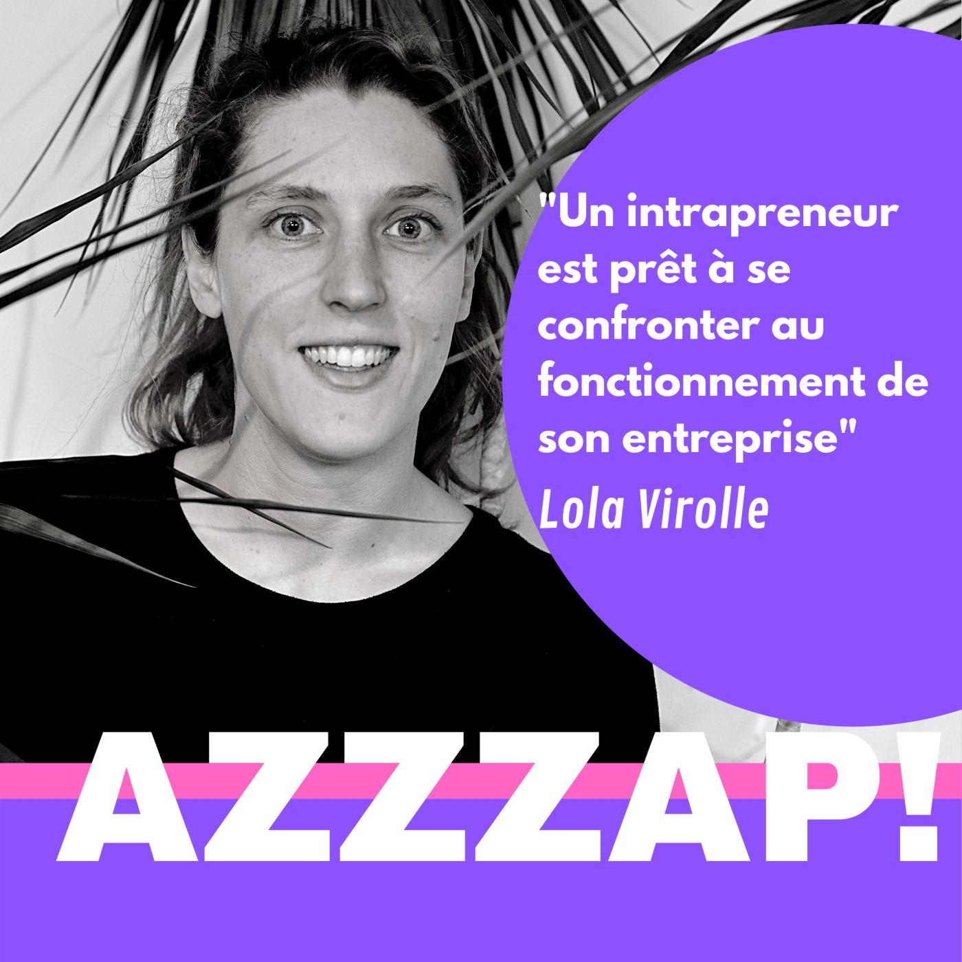 Comment encourager l'intrapreneuriat avec succès dans une entreprise ? Lola Virolle, co-directrice de Make Sense