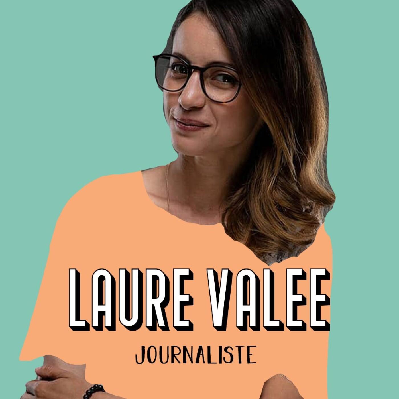 Laure Valée, Journaliste - Créer sa propre chance