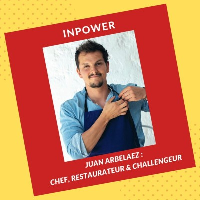 Juan Arbelaez - Chef, Restaurateur & Challengeur cover