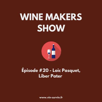 #20 - Loic Pasquet, Liber Pater cover