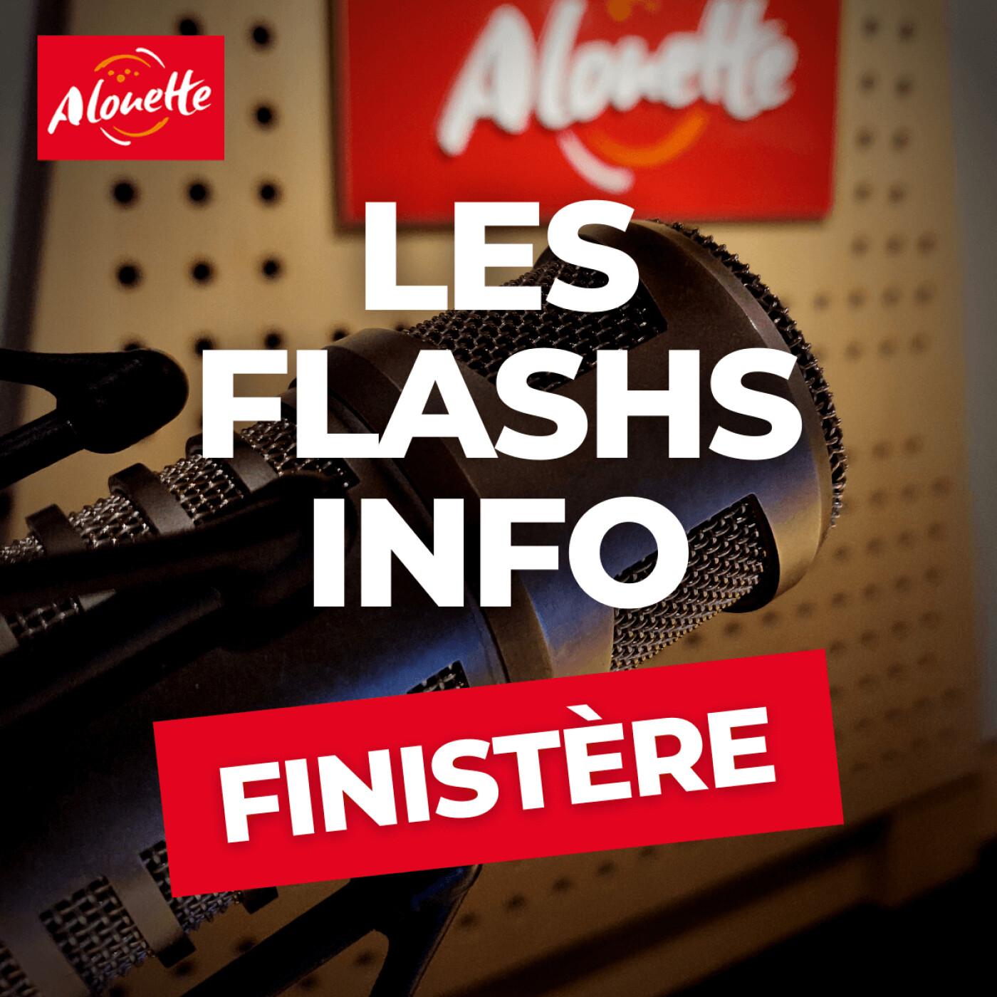 Alouette - Les Infos du 13 Octobre 12h30 dans le Finistère.