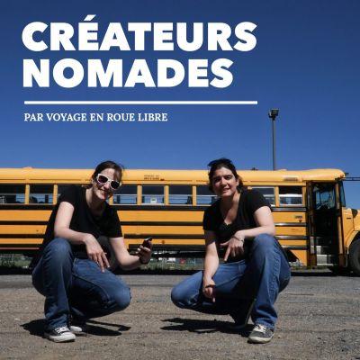 Créateurs nomades cover