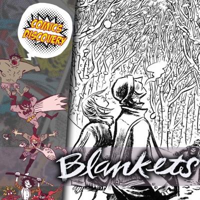 ComicsDiscovery S05Bonus : Blankets cover