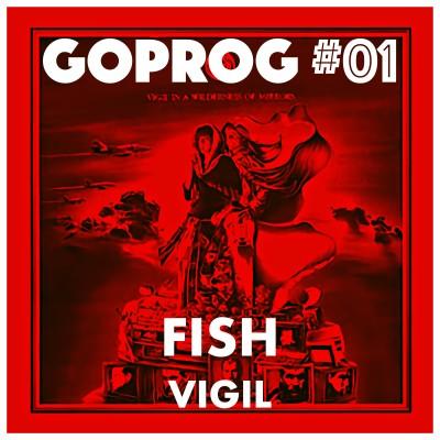 GoProg#01 - Fish / Vigil cover