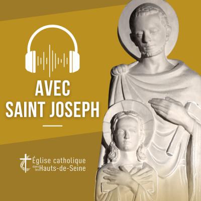 Thumbnail Image Avec Saint Joseph - Eglise Catholique dans les Hauts-de-Seine