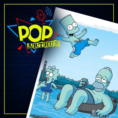 Pop Arthur #9 - Les Vacances cover