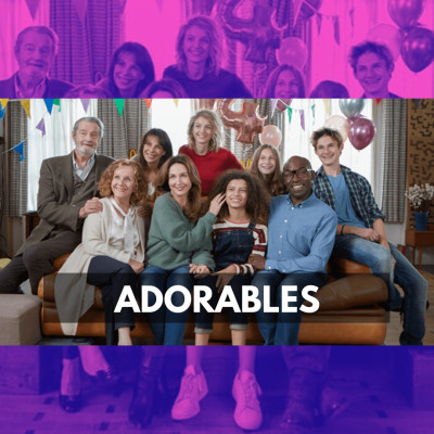 Adorables cover