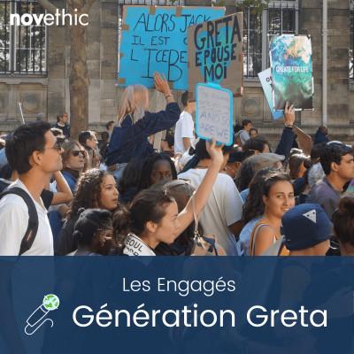 Génération Greta #Rébellion cover