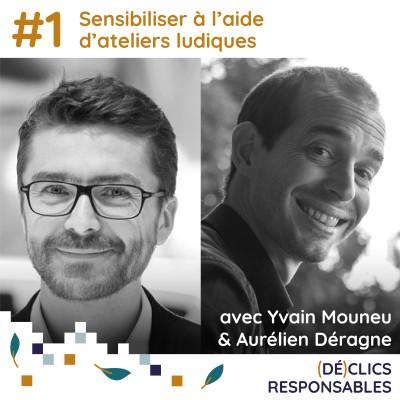 #1 La Fresque du numérique : sensibiliser à l'aide d'ateliers ludiques - avec Yvain Mouneu & Aurélien Déragne cover