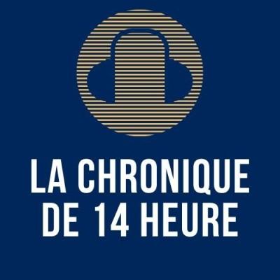 image LA CHRONIQUE DE 14H00 - 30 MARS 2020