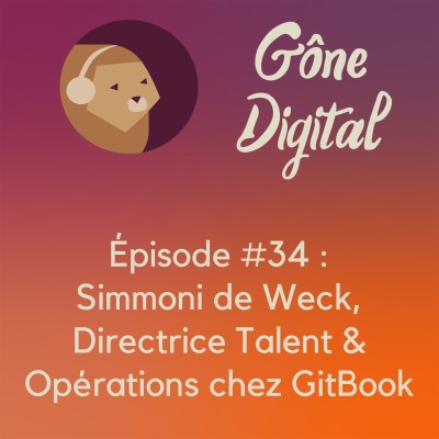 image Episode #34 : Simmoni de Weck, chef des opérations chez Gitbook
