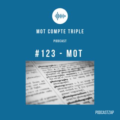 #123 - Mot cover